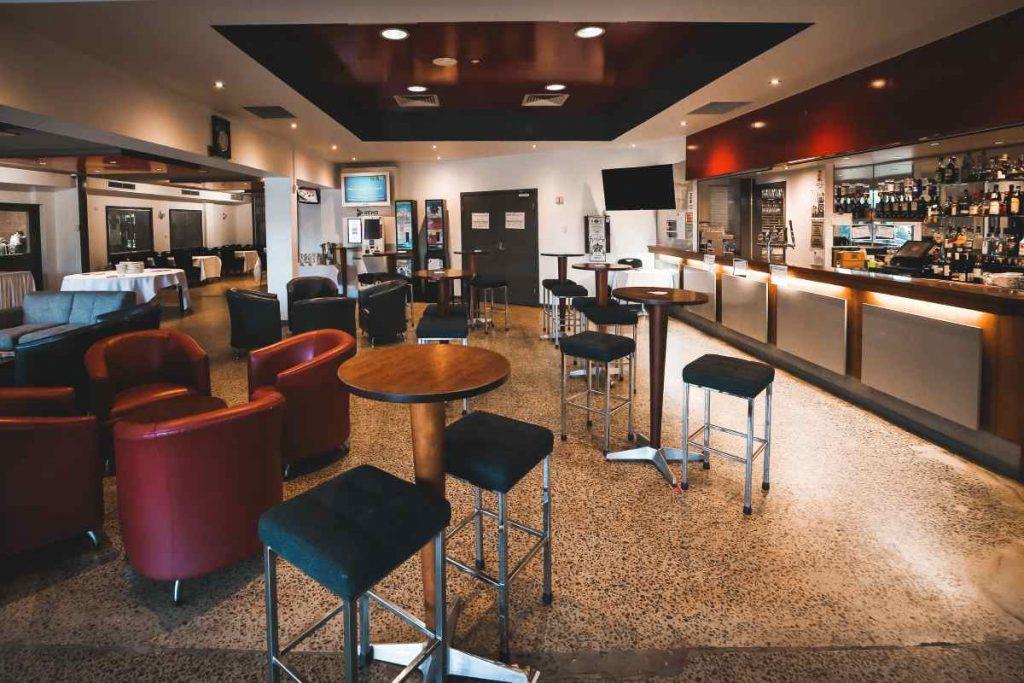 bar at iscw