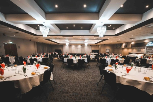 sala roma function room iscw