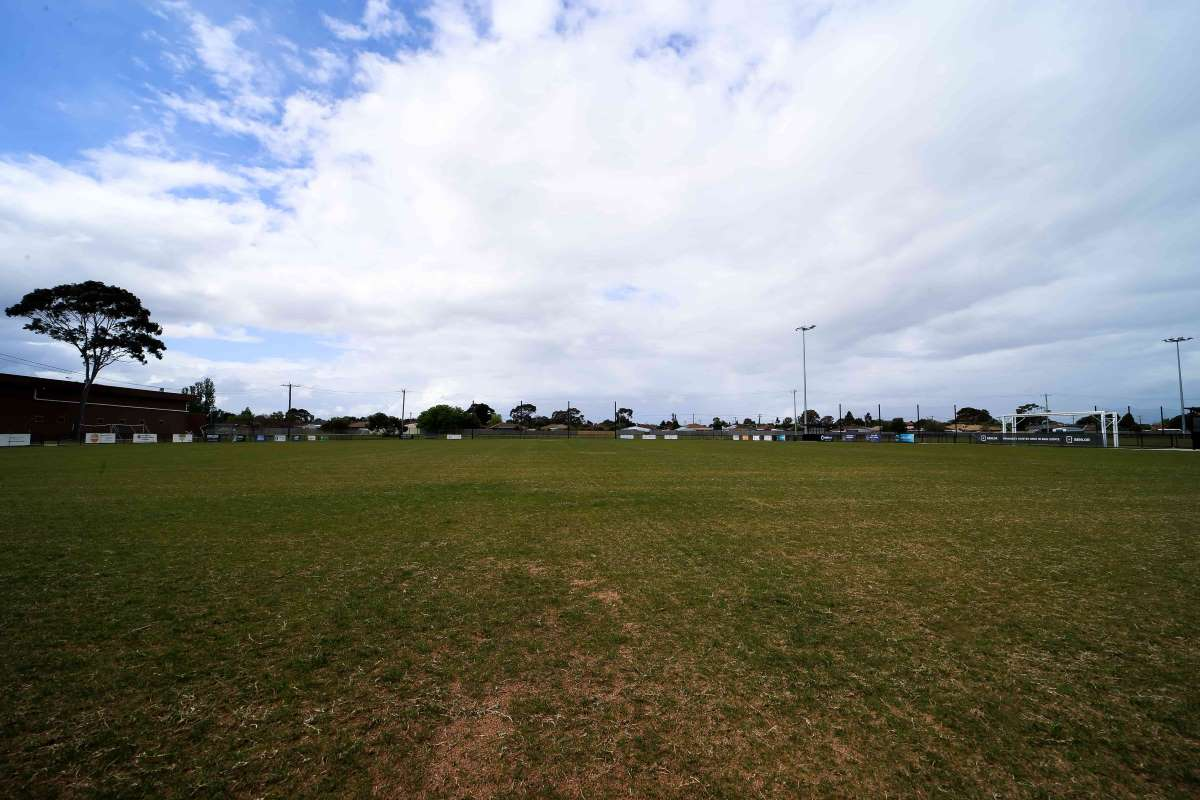 sports fields at ISCW werribee